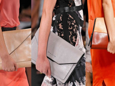 Chic Trends – Oversized Clutch