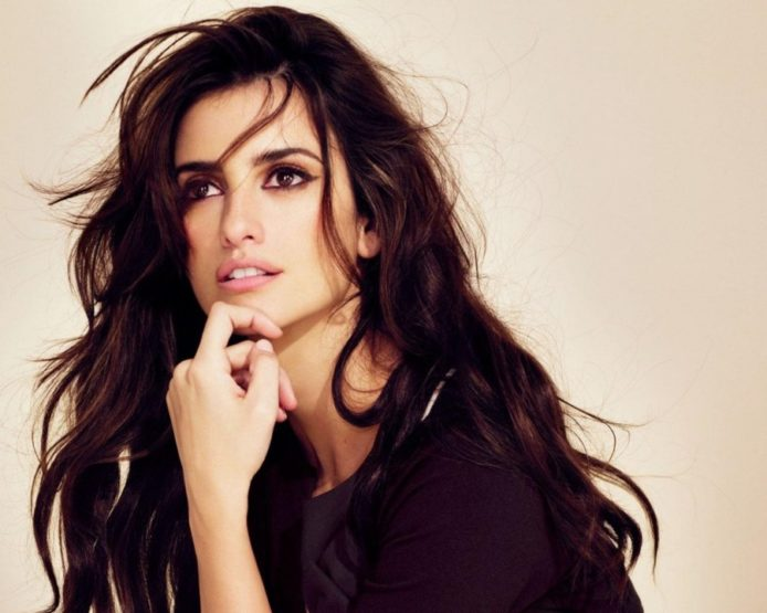 Penélope Cruz Doesn't 'Horse' Around With Her Look