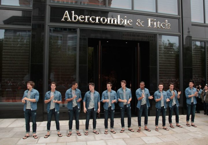 Abercrombie & Fitch Is Evolving To Suit An Older Market