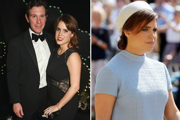 Princess Eugenie's Fashion Through The Years