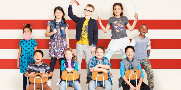 Target Announces Expansion To Children's Clothing Department