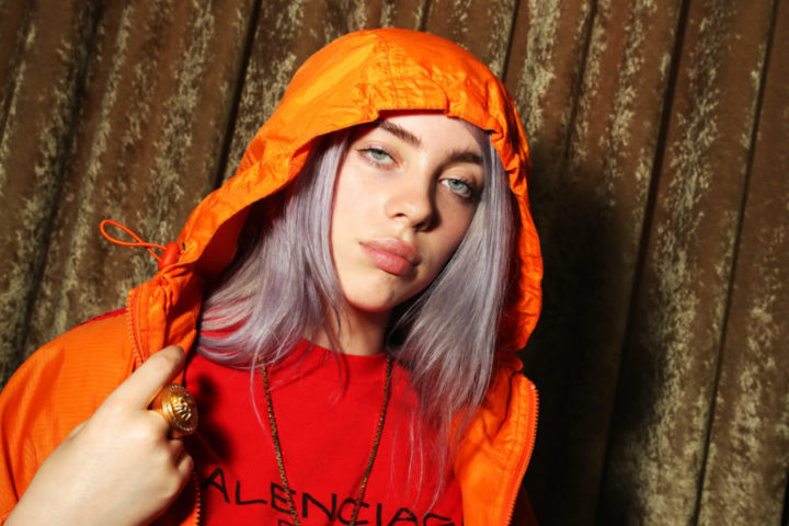 Billie Eilish Shares Why She Wears Baggy Clothes