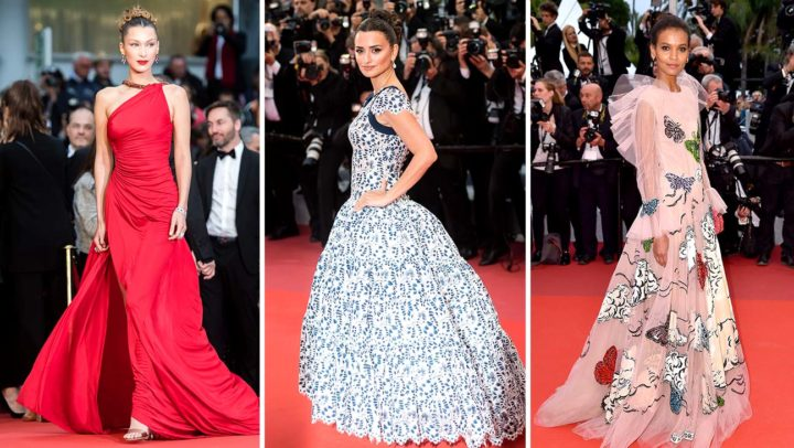 The Cannes Film Festival's Best Dressed Celebs
