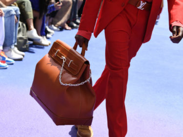Men Are Now Walking The Runway With Purses