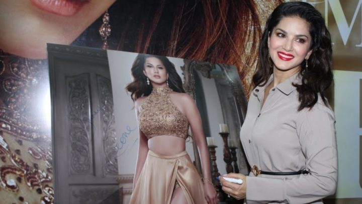Sunny Leone Launches Lingerie Brand, Infamous
