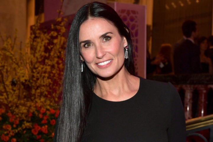 Demi Moore Reflects On 25 Years Of InStyle Covers