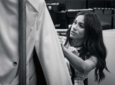 Meghan Markle Is Newest Clothing Designer For A Cause