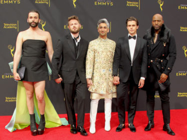The Best Dressed Men Of The Emmys