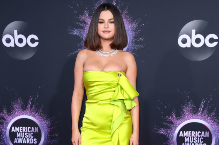 Selena Gomez: Best Dressed At The American Music Awards