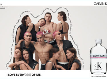 Calvin Klein To Launch A New Genderless Fragrance And Fashion Line Combo