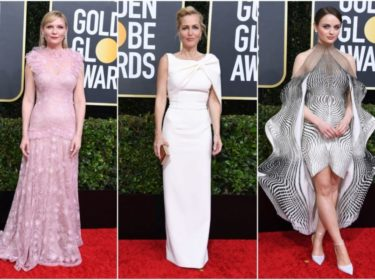 The Stars That Shined The Brightest On The Golden Globes Red Carpet