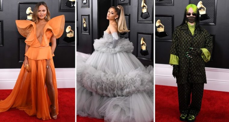 The Best Red Carpet Looks At The 2020 Grammy Awards