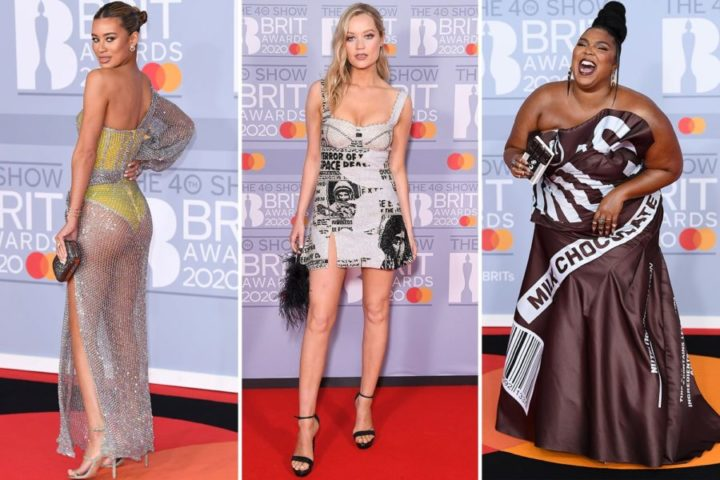 The Red Carpet Styles From The 2020 Brit Awards