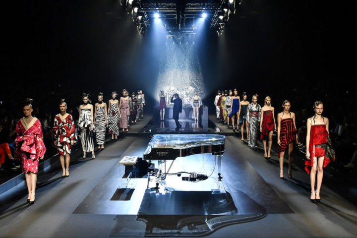 Tokyo Fashion Week Will Be Streaming Online In Response To Coronavirus
