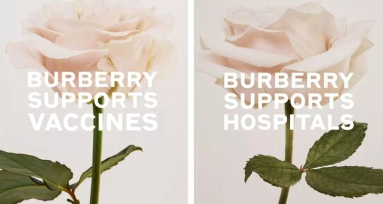 Burberry Will Start Making Medical Supplies Instead Of Trench Coats