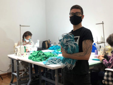 New York Thanks Designer Christian Siriano With Production Funding PPE Supplies